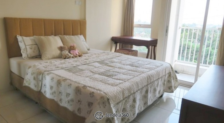 bedroom Apartemen SkyLounge Apartment