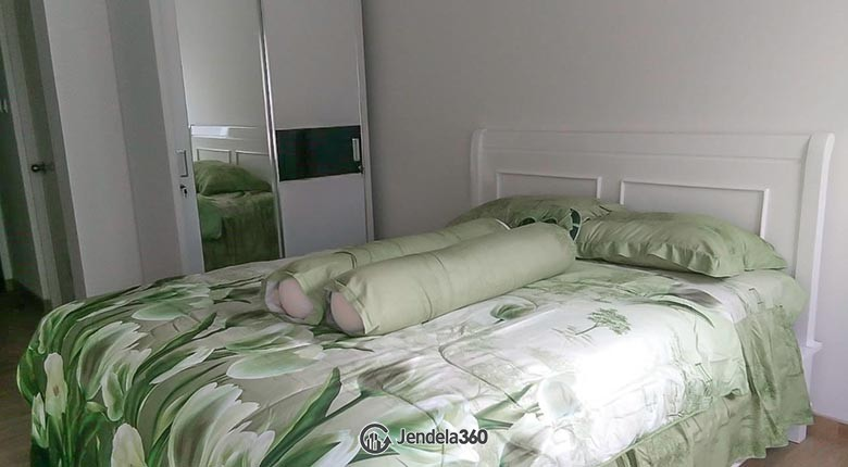 bedroom Signature Park Grande Apartment