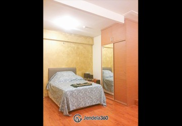 Green Pramuka City Apartment 1BR Fully Furnished