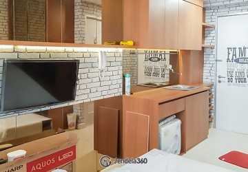 Green Bay Pluit Apartment Studio Fully Furnished