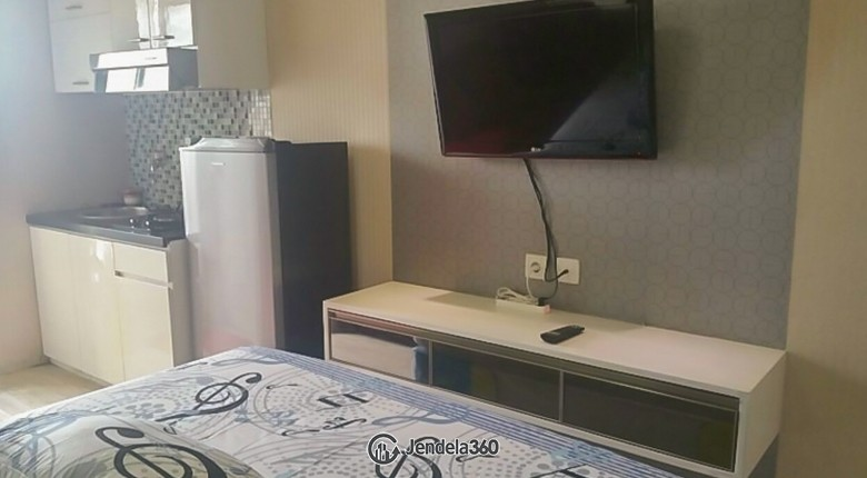 bedroom Green Bay Pluit Apartment Apartment