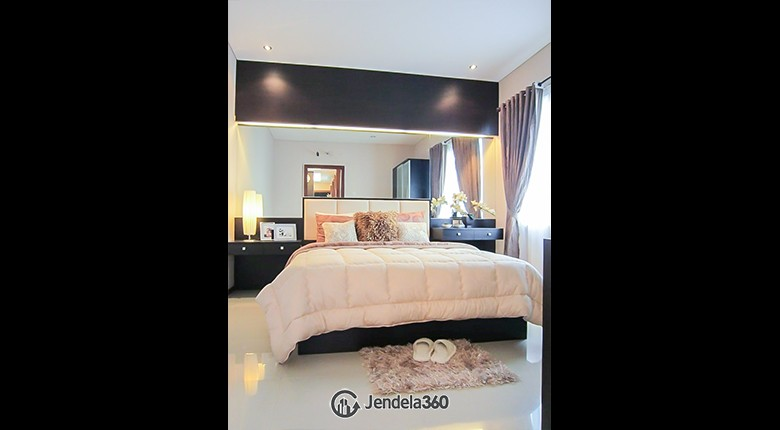 bedroom Apartemen Thamrin Residence Apartment