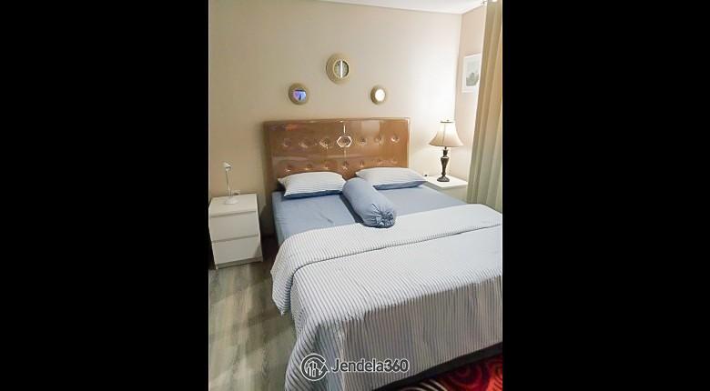 Bedroom Apartemen Bintaro Icon Apartment