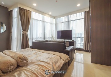 Sudirman Suites Jakarta 1BR Fully Furnished