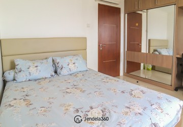 Green Central City Apartment 1BR Fully Furnished
