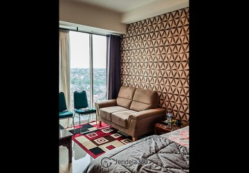 Grand Kamala Lagoon Apartment 1BR View Taman