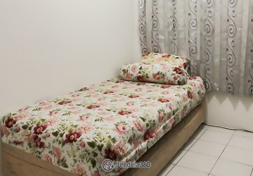 Pancoran Riverside Apartment 1BR View Parkir