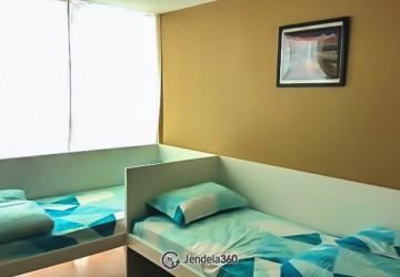 U Residence Karawaci Studio Fully Furnished