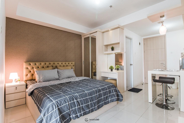 Bedroom Bassura City Apartment Apartment