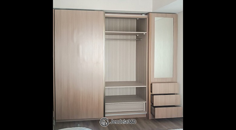 Bedroom Apartemen Casa De Parco Apartment