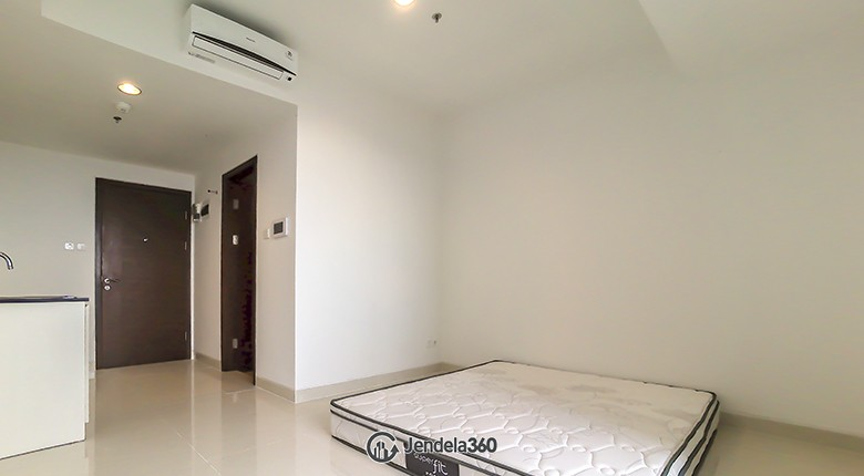 Bedroom Apartemen The Crest West Vista Puri