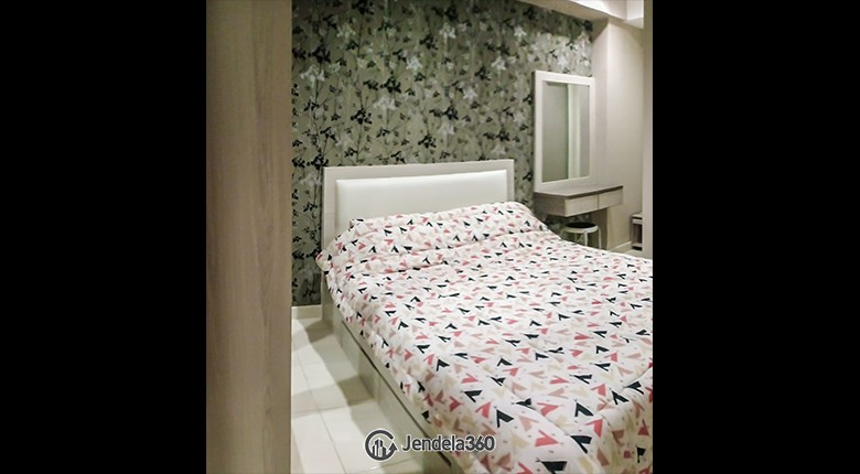 Bedroom Apartemen Cinere Bellevue Suites Apartment