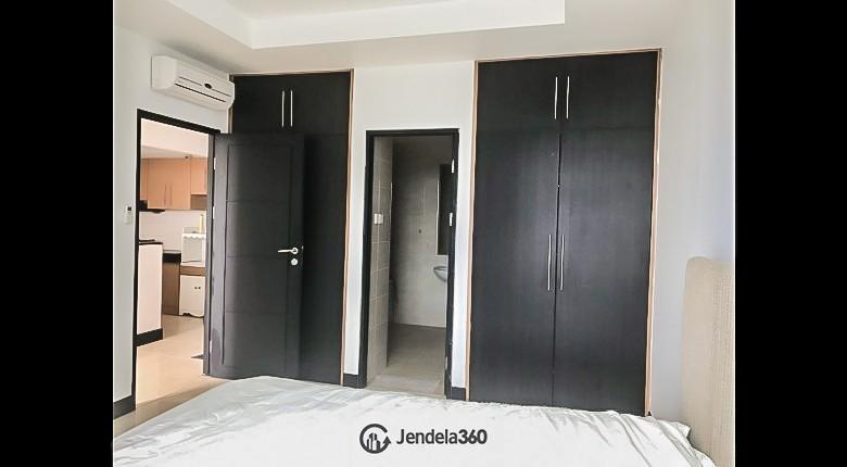 Bedroom Essence Darmawangsa Apartment