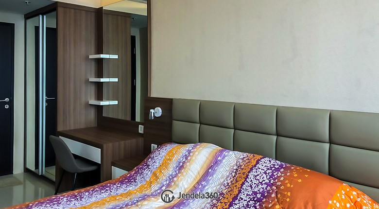Bedroom Apartemen Lexington Residences