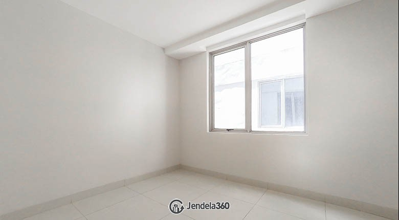 Bedroom The Mansion Kemayoran Jasmine Apartment