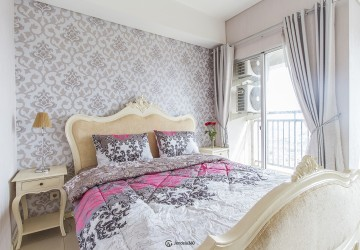 Cosmo Terrace - Thamrin City 1BR View City