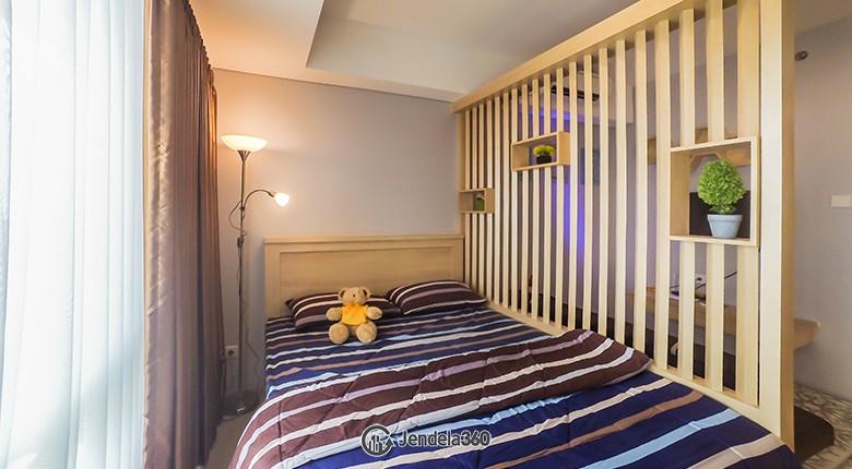 Bedroom Bintaro Plaza Residence Apartment