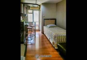 Gading Nias Apartment Studio View City