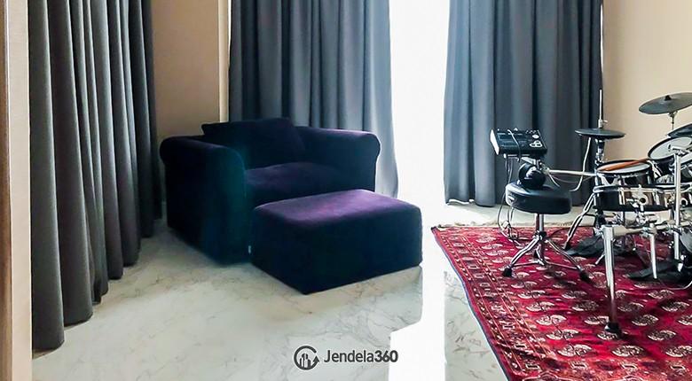 Bedroom Apartemen Botanica Apartment