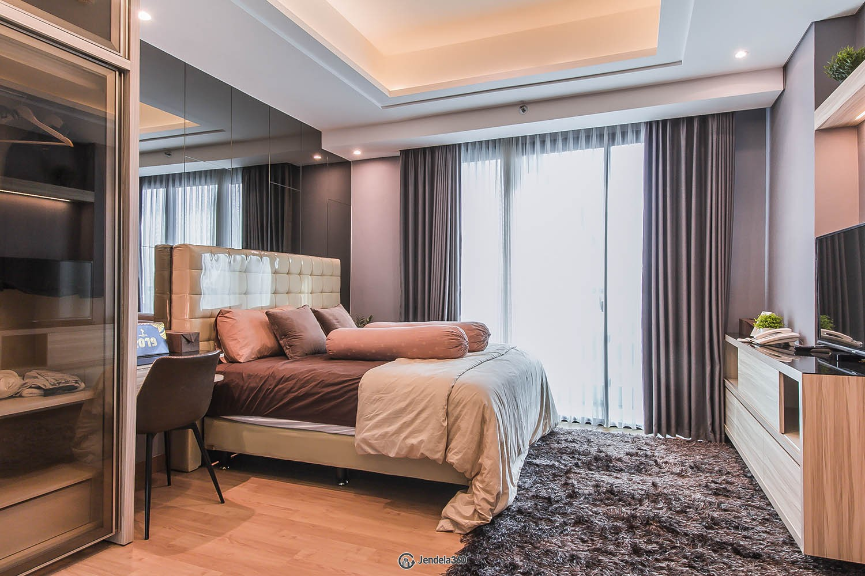 Bedroom Capitol Suites Apartment