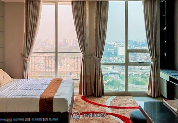 Ancol Mansion Apartment Studio Tower Pacific Ocean