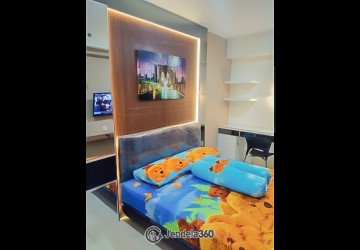 Educity Residence Studio Fully Furnished