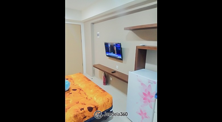 Bedroom Educity Residence Apartment