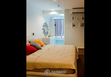 Cinere Bellevue Suites Apartment Studio Tower a