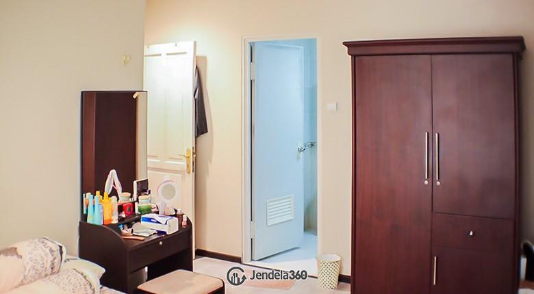 Bedroom Puri Garden Apartment Apartment