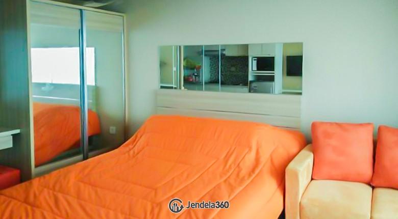 Bedroom Tamansari The Hive Apartment