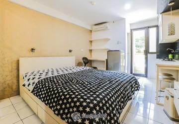 Kebagusan City Apartment Studio Fully Furnished