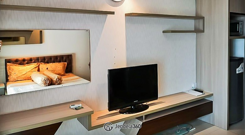 Bedroom Apartemen Thamrin Executive Residence