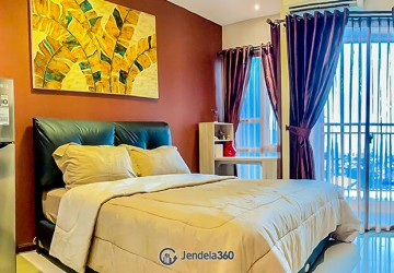 Thamrin Residence Apartment 1BR Tower E