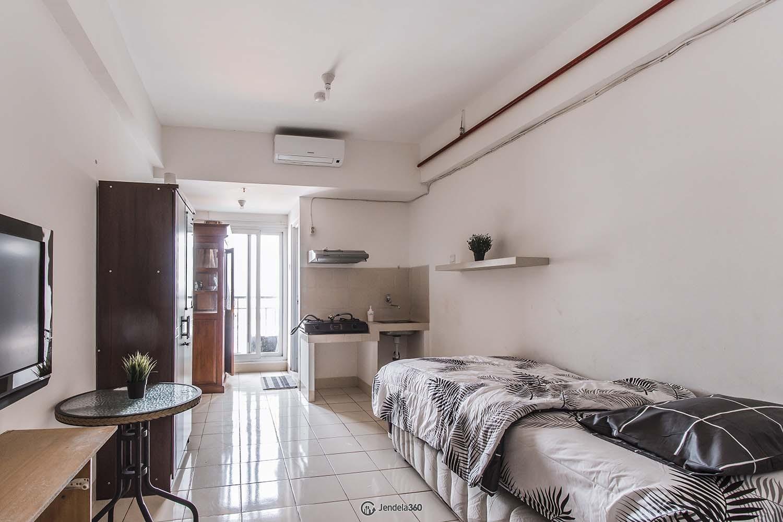 Bedroom Puri Park View Apartment Apartment