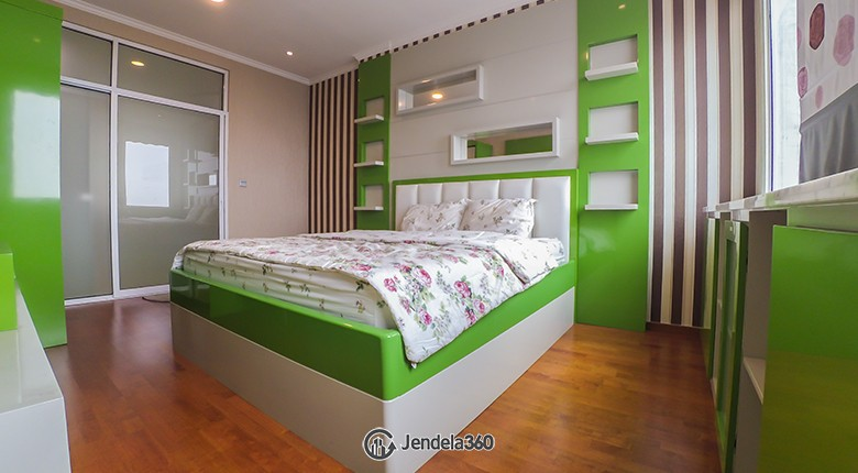 Bedroom Ancol Mansion Apartment