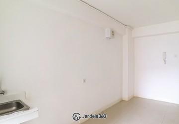 Bassura City Apartment Studio Non Furnished