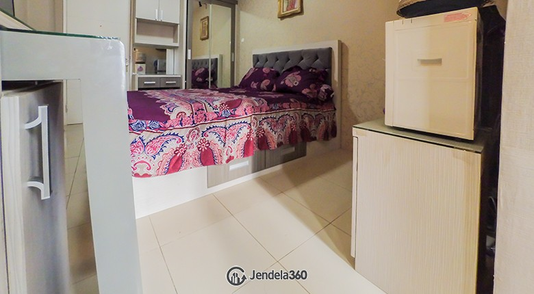 Bedroom Apartemen Bassura City Apartment