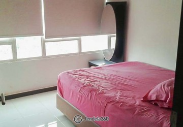 Nifarro Park Apartment 2BR Fully Furnished
