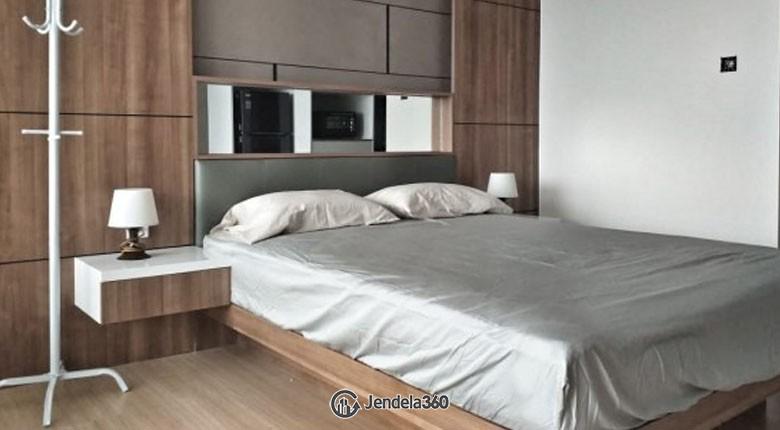 Bedroom Apartemen Skandinavia TangCity Apartment