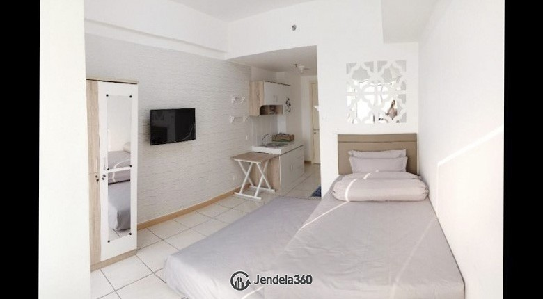 Bedroom Midtown Residences Jakarta Apartment