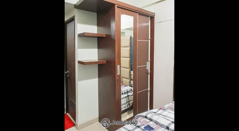 Bedroom Grand Dhika City Apartment