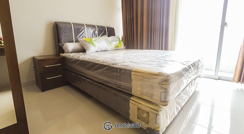 Bedroom Apartemen Puri Mansion