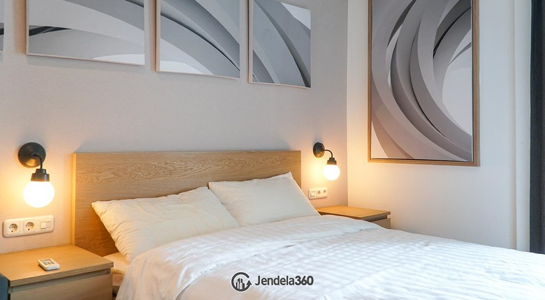 Bedroom Apartemen Springhill Terrace Residence