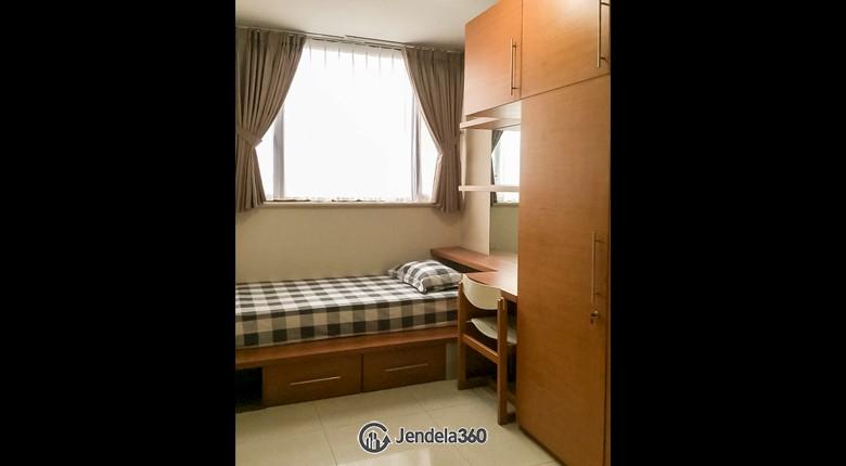 Bedroom Taman Rasuna Apartment