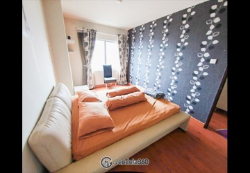 Cosmo Mansion - Thamrin City 2BR Fully Furnished