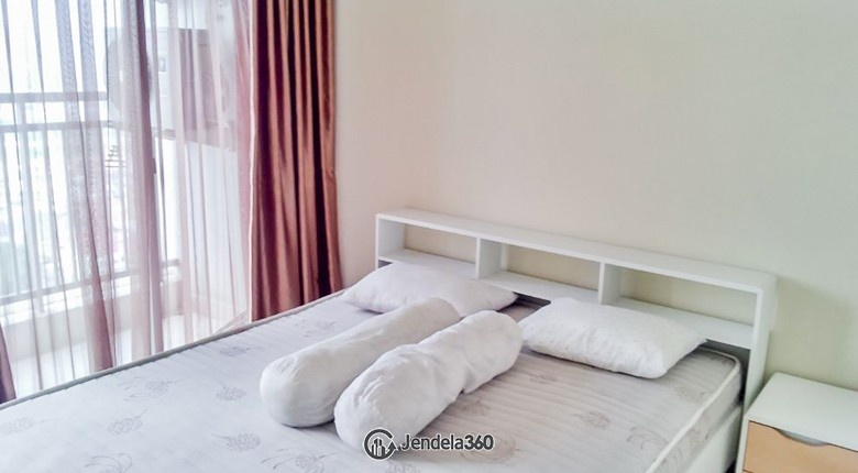 Bedroom Apartemen Cosmo Terrace - Thamrin City
