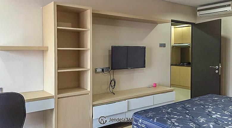 Bedroom Tamansari Semanggi Apartment