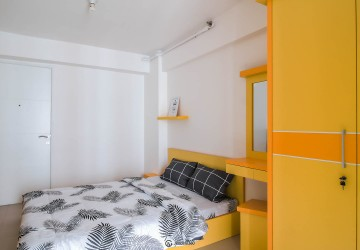Bassura City Apartment Studio Fully Furnished