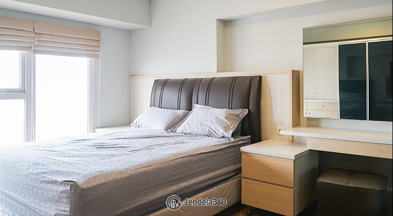 Bedroom Maqna Residence Apartment