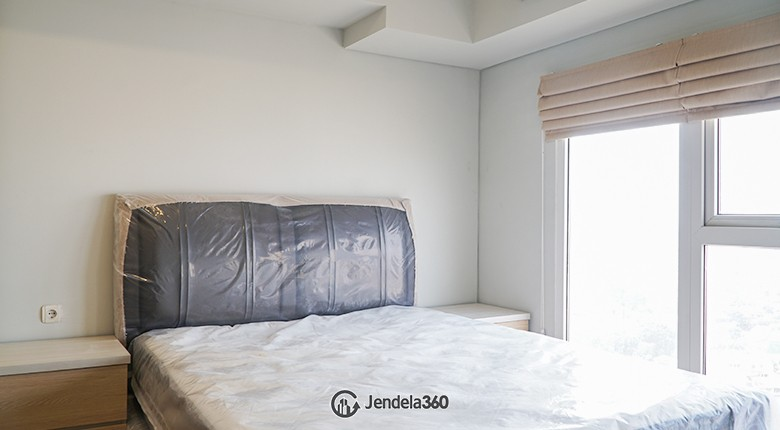 Bedroom Apartemen Maqna Residence